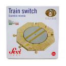 Levi Houten Train Parts Exchange with draaisc