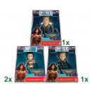 Metals Die-Cast DC Comics Wonder Woman 3 assorted