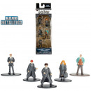 Harry Potter Nano Metalfigs 5er Pack 2 sortiert 7x