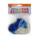 Balloons Boys bag 12 pieces