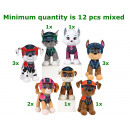 wholesale Models & Vehicles: Paw Patrol Mission Paw Gift S3 7 assorted 28cm