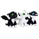 Großhandel Spielwaren: Dragons Nighlights S3 Kinder 3 35cm sortiert