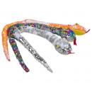Großhandel Musikinstrumente: Regenbogenschlauch 100 cm