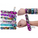 wholesale Jewelry & Watches: Snap Bracelet 6 assorted 23cm
