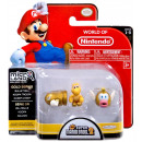 Lot de 3 figurines Nintendo Micro - Bullet Bill, G