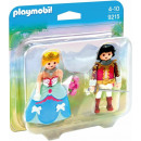 wholesale Other: Playmobil Duo Pack Prince + Princess