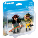 wholesale Other: Playmobil Duo Pack Ranger & Hunter