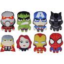 Marvel Avengers plush 8 assorted 18cm
