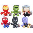 Marvel Avengers Plüsch Geschenk 6 sortiert 24cm