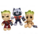 Guardians of the Galaxy plush Gift 3 assorted 24cm