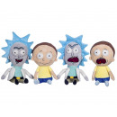 Rick & Morty plush S3 Gift 4 assorted 27cm