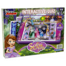 Disney frozen interactive quiz 25x35cm