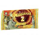 Blind Bag Madagascar 2 3D figure + 5 Stickers asso