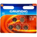 mayorista Baterias y pilas: Pila de botón 5Dlg Cr2032