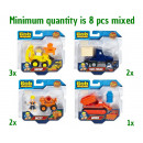 wholesale Other: Bob the Builder Die-Cast vehicles 4 assorted 11x12
