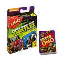 UNO Teenage Mutant Ninja Turtles - Kartenspiel