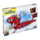 Mega Bloks Minions Supervillian Jet 472 pcs