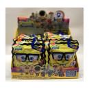 Blinkpack Mega Bloks Spongebob Series 5 in Display