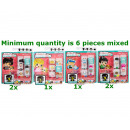 Mattel My Mini Mixie Q's Figure Pack 4 assorte
