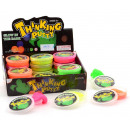 Glow in the dark Smart putty in box 4 assorted
