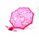 Girls Umbrella Auto World