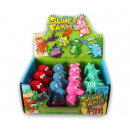 Slime family in Display