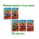 wholesale Garden & DIY store: Funny Pets Electronic pet 5 assorted 6cm