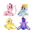 My Little Pony Plüsch Rucksack 4 assorted 27cm