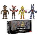 Funko 2 Figure Cinq Nuits à Freddys 4 pack PVC