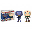 POP! Games Marvel Capcom 2-Pack Ultron/Sigma