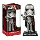 wholesale Licensed Products: Funko Wobbler Star Wars Captain Phasma