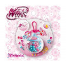 Großhandel Beads & Charms: Winx Perlen 3 ass in Blister