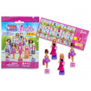 wholesale Toys: Blind Bag Mega Bloks Barbie 7pcs