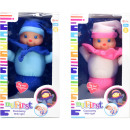 Baby Plush Doll with light2 assorted [incl.batt.