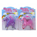Pegasus horse with brush on assorted blister