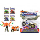 wholesale Toys: Robot-Motor Transformable assorted color