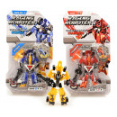 wholesale RC Toys: Change robot in race car on map 3 assorted