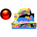 wholesale Puzzle: Flashing bouncing ball 65mm eye puffer water 4asso
