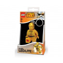 LEGO Star Wars Mini LED flashlight with keychain