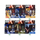grossiste Jouets: Figurines Star Wars Armor Packs E7 6 assorties 15x
