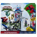 Großhandel Sonstige: Marvel Spiderman Sinester 6 Webcity Showdown 35x40