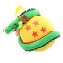 Großhandel Schlüsselanhänger: Dragonball Z Plüschbeutelclip Shenron 9cm