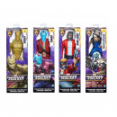 Guardians of the Galaxy TitanHero Figure 4 assorte