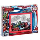 Marvel Avengers Magnetzeichenbrett 34x47cm