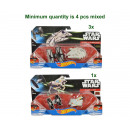 Hot WheelsStar Wars Die-Cast Starships 2 pack 2 a