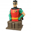 wholesale Licensed Products: DC Statue Batman Animated Series Robin Bust 14x18c