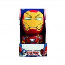 Großhandel Babyspielzeug: Marvel Plüsch Sprechender iron man (AV01838) 23cm