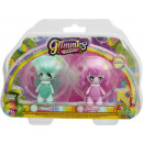 Glimmies Rainbow Friends Blister 2-Pack Flory &