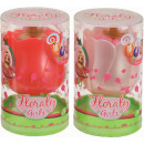Floraly Girls Lily & Poppy Set of 2 14 cm