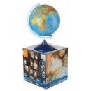 wholesale Home & Living: Globus Globe with LED 32 cm